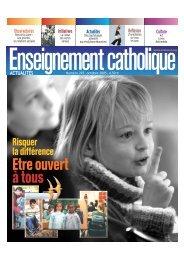 ECA 297 octobre 2005 - Enseignement Catholique