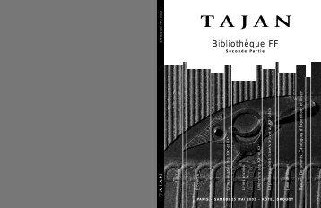 samedi 25 mai 2002 - Tajan