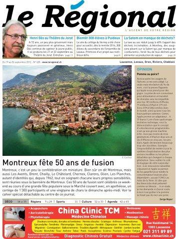 Télécharger l'édition n°628 au format PDF - Le Régional