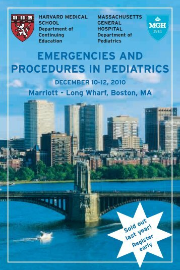 EMERGENCIES AND PROCEDURES IN PEDIATRICS - CME