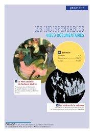 Indisp docum janvier 2012.indd - Colaco