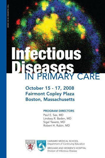 Infectious Disease - CME
