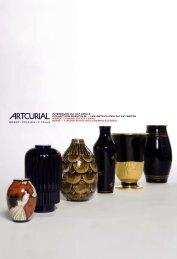 Artcurial | « Intérieurs du 20e siècle » Art déco, Estampes, Éditions ...