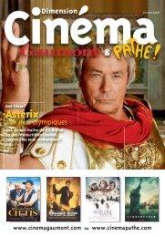 Astérix aux Jeux olympiques - Cinémas Gaumont Pathé