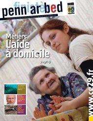 Finistère Penn-Ar-Bed n° 107 (pdf - 4,16 Mo) - Conseil Général du ...