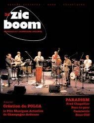 Zic Boom n°30 Mai / Juin 2005 - Polca