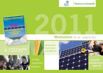 1 Natur+Umwelt - Zweiplus Medienagentur