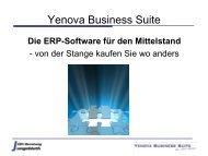 Yenova Business Suite