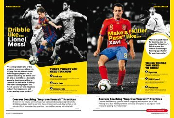 Dribble like… Lionel Messi - FourFourTwo