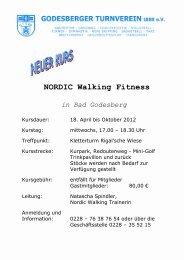 NORDIC Walking Fitness in Bad Godesberg