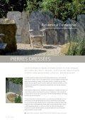 Les Carnets de la pierre/La pierre au jardin/MURS - Pierres ... - Page 4