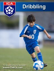 Dribbling Drills and Games - Cannon Soccer Club