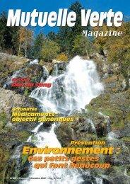 Web mag N¡48 - La Mutuelle Verte