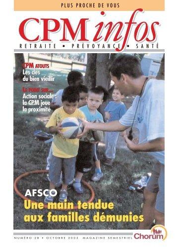 04-05 La CPM et vous - Chorum