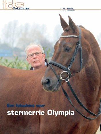 stermerrie Olympia - Mijn KWPN