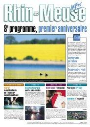 dossier - Agence de l'Eau Rhin-Meuse