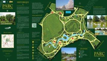 Plan du parc Richard Pouille PDF - A la Une de Vandœuvre.fr
