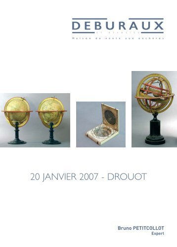 20 janvier 2007 - drouot - Rose des Vents