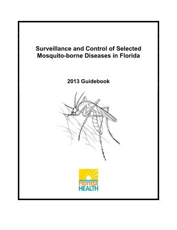 Surveillance and Control of Mosquito-borne Diseases in Florida ...