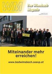 Miteinander mehr erreichen! - Wels-Land - ÖVP Oberösterreich