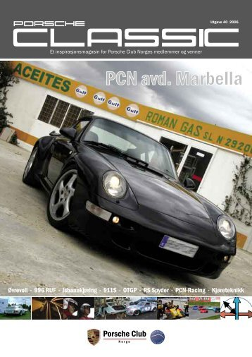 Øvrevoll - 996 RUF - Isbanekjøring - 911S - OTGP - RS ... - P-c-n.no