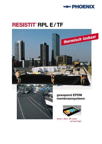 RESISTIT PERFEKT RPL E holl. - Proximedia