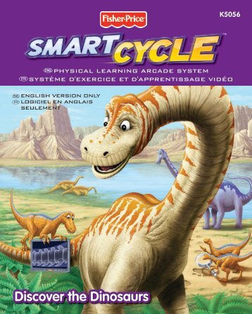 Discover the Dinosaurs - Mattel