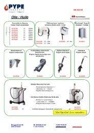 RK 903-01 Pype promofolder Samoa - Proximedia