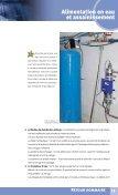 Alimentation en eau et assainissement - Arpe - Page 4