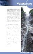 Alimentation en eau et assainissement - Arpe - Page 6