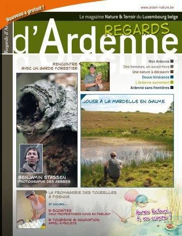 Les ardennais - Fédération touristique du Luxembourg belge