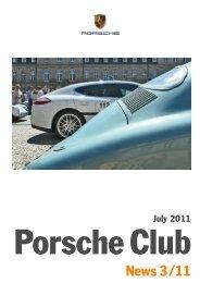 PorscheClub – Porsche Club CMS