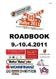 Download Roadbook CBR2011 - Porsche Club CMS