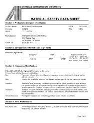 30-8213 - IBD Soak Off Gel Remover - Proximedia