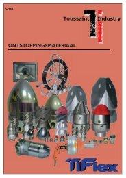 Ontstoppingsmateriaal - Proximedia