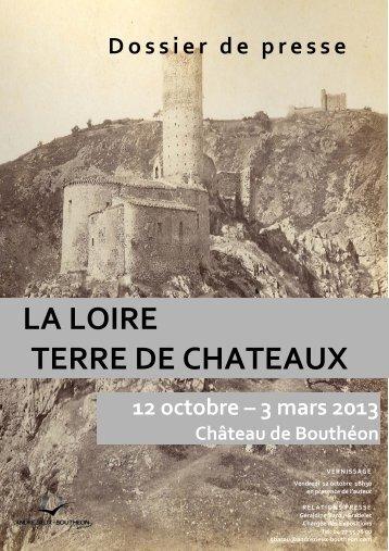 LA LOIRE TERRE DE CHATEAUX - Château de Bouthéon