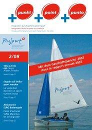 pdf, 1.2mb - PLUSPORT Behindertensport Schweiz