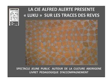 dossier pedagogique luku - CIE ALFRED ALERTE