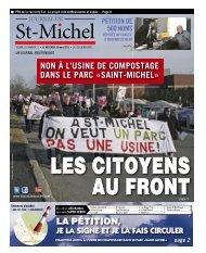 2013 mars 20 - Journal de St-Michel