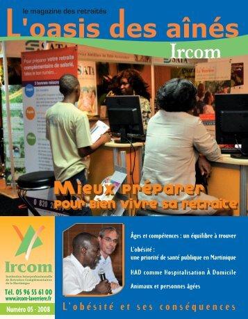Télécharger la dernière brochure de L'oasis des aînés n°5 (PDF - 4 ...
