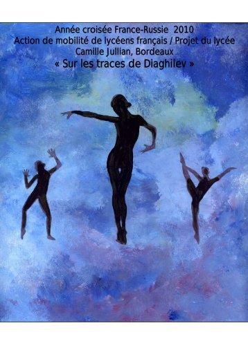 « Sur les traces de Diaghilev »