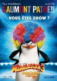 LE MAG - Cinémas Gaumont Pathé