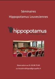 Séminaires Hippopotamus Louveciennes - Location de salle de ...
