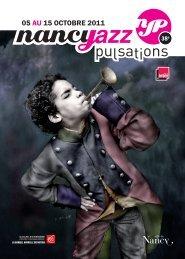 Ici - Nancy Jazz Pulsations