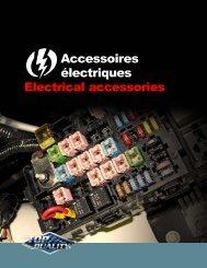Accessoires électriques Electrical accessories - Transit Warehouse ...