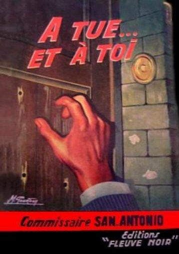 San Antonio-A tu et à toi