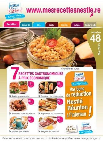 N°48 - Le Club Nestle