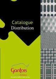 Catalogue-Distribution-Mai-2011 - Gantois