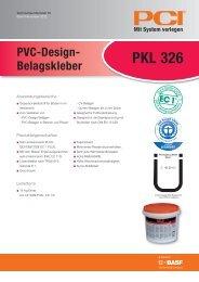 PKL 326 - PCI-Augsburg GmbH