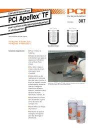 PCI Apofle CI Apoflex - PCI-Augsburg GmbH